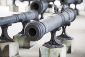 Old canons — Stock Photo