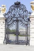 Palazzo Belvedere, nel periodo estivo — Foto Stock