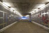 Passage under road — Foto Stock