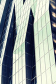 Modern architecture in the big city — Stock Photo