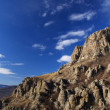 ROCKS AND CLOUDS — Stock Photo #27759951