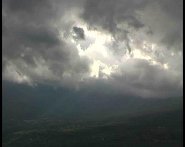 Cloudscape Timelapse — Video Stock