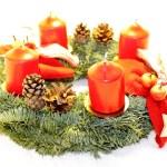 Advent Wreath — Stock Photo #26755903