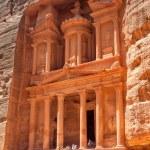 Petra Treasury — Stock Photo #26961115