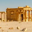 Palmyra Temple Ruins — Stock Photo