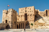 Aleppo Citadel — Stock Photo