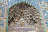 Decoration in Mosque — Stock Photo