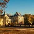 Jardin du Luxembourg — Stock Photo #27073131