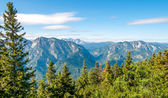 View from Rauschberg — Stock Photo