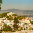 View at Old Athens Town — Stock Photo