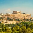 Stock Photo: Acropolis of Athens