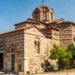 Stock Photo: Church Agios Nikolaos Ragavas