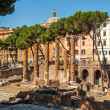 Stock Photo: AreSacrLargo di Torre Argentina