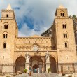 Cathedral in Cefalu — Stock Photo