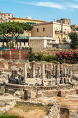 Pozzuoli Ruins — Stock Photo