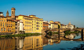 Morning in Florence — Stock Photo