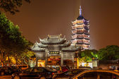 Pagoda in Night — Stock Photo