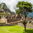 Stock Photo: Machu Picchu