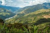 Coroico Mountains — Stock Photo