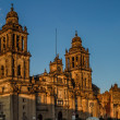 Stock Photo: Mexico City Metropolitan Cathedral