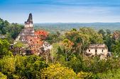 Tikal Temple — Stock Photo