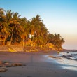Playa in El Zonte — Stock Photo #27600217