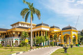 Sultan's Palace in Medan — Stock Photo