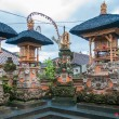Stock Photo: Stupas in Bali