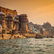 Varanasi Morning — Stock Photo