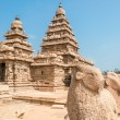 Stock Photo: Shore Temple