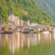 Hallstatt Landscape — Stock Photo