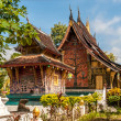 Stock Photo: Wat Xieng Thong