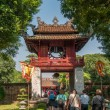 Stock Photo: Temple of Literature in Hanoi