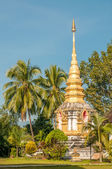 Stupa in Chiang Khong — Stock Photo
