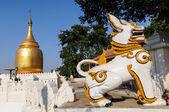 Bupaya Temple — Photo