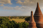 View at Bagan Complex — Stock Photo