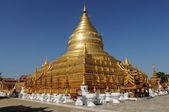 Pagoda Shwezigon — Stock Photo
