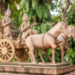 Statue in Phnom Penh — Stock Photo #29211293