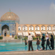 Sheikh Lotfollah Mosque- Esfahan — Stock Photo