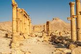Palmyra Temple Ruins — Stock Photo