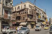 アレッポの街 — ストック写真
