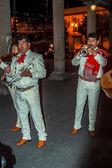 Mariachi Street Musicians — Stock Photo