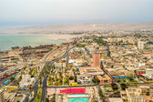 View at The Arica City — Stock Photo