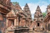 Banteay Srei — Stock Photo