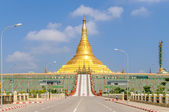 Uppatasanti Pagoda - Nay Pyi Taw — Stock Photo