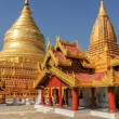 Stock Photo: Shwezigon Pagoda