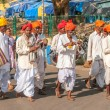 Procession at Chamundeshwari Temple — Stock Photo #30846907