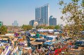 Mumbai Dhobi Ghat — Stock Photo