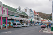 In The Streets in Simons Town — Stock Photo