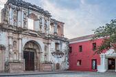 Iglesia San Augustin — Stock Photo